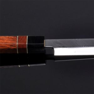 12インチの肉付けのための日本の包丁のスウェーデンの粉の鋼鉄