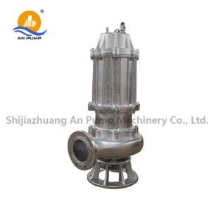 Não obstrua o aço inoxidável da bomba de esgoto submersíveis 50Hz 60Hz