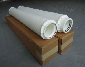 Fabricant de Guangzhou 40 haut débit de 5 microns plissé cartouche de filtre à eau pour les condensats de l'eau