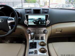 Toyota (HD1001)를 위한 고지 사람 차 GPS 항법 인조 인간 4.4