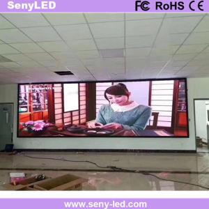 Parete senza giunte del LED per video pubblicità dell'interno/esterna