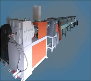Máquina de extrusión de tubo de caucho de silicona