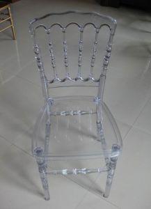 Wedding Use Chair를 위한 명확한 Crystal Napoloen