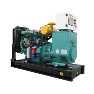 300KW de tipo abierto el uso del generador de gas natural para la fábrica.