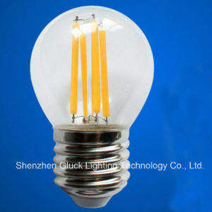 G45 LED Filament Bulb 4W LED Lamp CER (G45M4-3.5-E27)