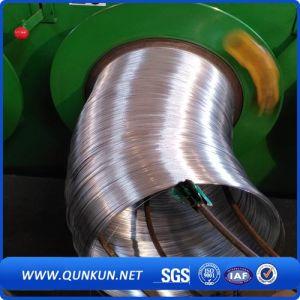 O fio de aço galvanizado aprovado de qualidade