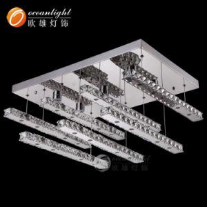 Moderne Kristallinnenbeleuchtung-Dekoration-Kristalldeckenleuchten