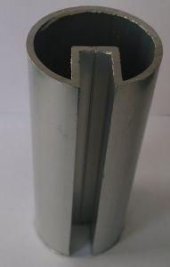 Profilo di alluminio dell'espulsione di Sparying del carbonio del fluoro per la finestra ed il portello