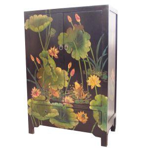 Meubles anciens chinois peinture Cabinet (ART-011)