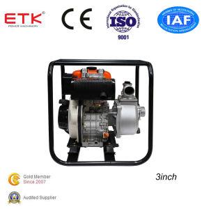3 de la bomba de agua de diesel de alta eficiencia