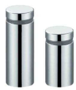 Vidro de Publicidade de aço inoxidável que fixa o parafuso do ressalto de parafuso (FS-3118)