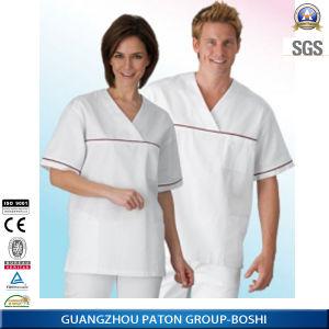Uniforme unisex dell'ospedale, Uniform-Me014 medico su ordinazione
