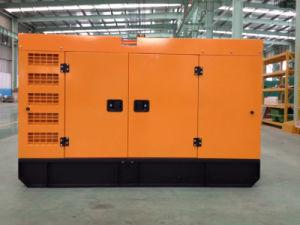 Ce approuvé 60kVA Groupe électrogène Diesel silencieux - Perkins Powered