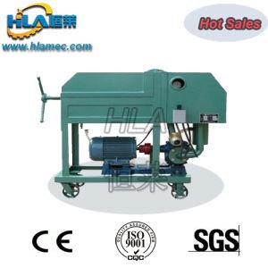 Tipo de móvil de la máquina de filtro de aceite a presión