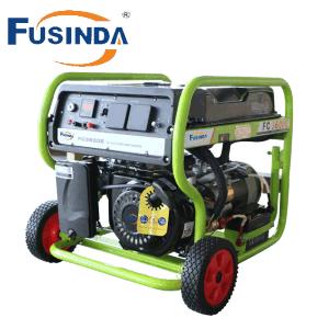 2Квт-7квт запустить портативные бензиновые электростанции с маркировкой CE, ISO9001