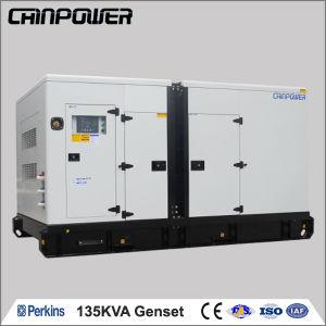 135kVA 108kw 50Hz Perkins Silent Generator Diesel