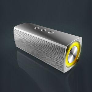 섬광을%s 가진 Bluetooth 휴대용 스피커