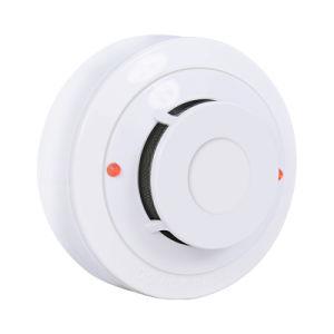 Asenware 24V DC Detector de incendios alarma de humo convencionales