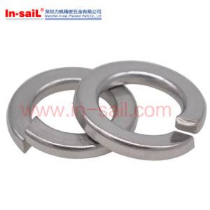 Micro anelli di conservazione dell'asta cilindrica di Rngs del metallo