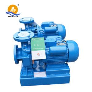 Tagebaugrube, die nah verbundene Monoblock Wasser-Pumpe entwässert