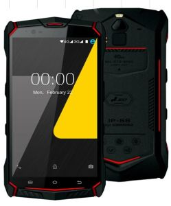 J9s het Androïde Ruwe Waterdichte Slimme Draadloze Laden Cellphone van Telefoon 7.0