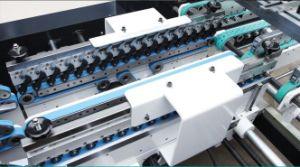 접히는 도시락 포장기 바닥 자물쇠 접착제로 붙이기 기계 (GK-1200PCS)를