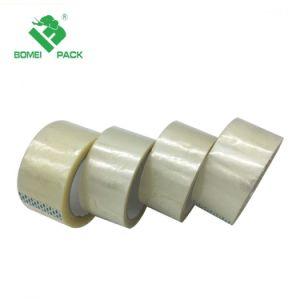 La cinta de embalaje de envío de fundido de color marrón 2 X 110 yd