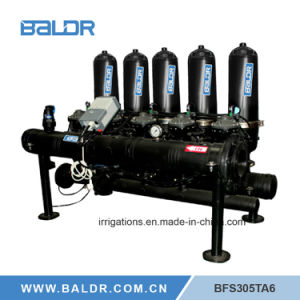 Irrigazione goccia a goccia automatica eccellente del filtro a disco di risucchio di vendita 2 della fabbrica