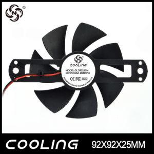 92X92X25mm ventilatore senza lama, ventilatore 9225, 12V, ventilatore elettromagnetico del fornello del forno di CC di 18V 24V 92mm