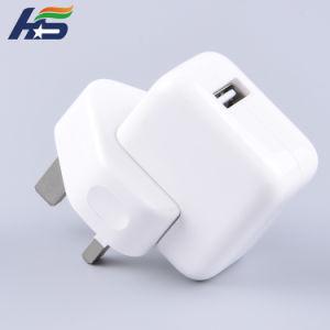 Realiable móvil USB cargador de viaje adaptador móvil con RU