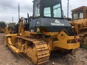 Bulldozer SD16 di Shantui di seconda mano/utilizzata per l'originale Cina del bulldozer SD22 del cingolo di Shantui della costruzione