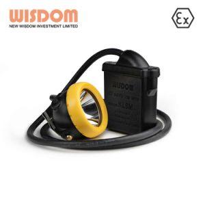 Ondergrondse HoofdLamp voor Mijnwerkers, de LEIDENE Lamp van de Mijnbouw, de Lamp van de Veiligheid van de Mijnwerker