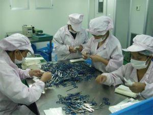 使い捨て可能な生殖不能のパック、縫合線の取り外しのパック、外科縫合線のパック