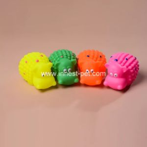 2018 Novo Hipona Brinquedos Pet plástico, River-Horse Dog suprimentos coloridos