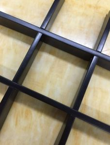 Китай поставщиком порошок нанесите на алюминиевых строительных материалов плафон