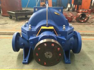 La pompe à eau de la pompe de cas de fractionnement d'aspiration double