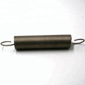 二重ホックが付いている1mmの拡張ばねの炭素鋼の拡張ばね