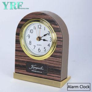 [يرف] جلد مكتب تخزين منام مع ساعة مكتب
