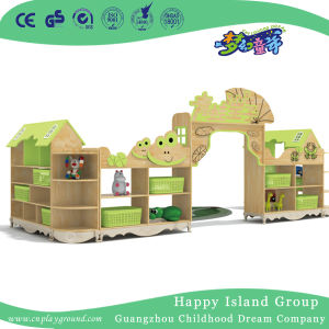 [كرتوون شركتر] خشبيّة لعب خزانة أطفال مزح أثاث لازم دوري خشبيّة [بلهك-3106]