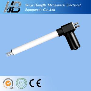 Control remoto de alta velocidad de actuador lineal eléctrico