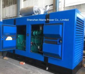 272 ква рейтинг ожидания дизельного двигателя Cummins генератор Silent генератор Cummins