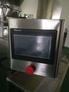 Polvos semiautomática Máquina de embalaje (ST-15/30/50)