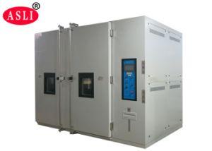 Постоянной охраны окружающей среды испытательного оборудования горячей холодной температуры испытания камеры
