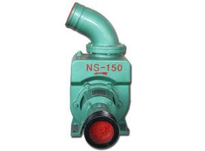 La serie NS de autocebado Diesel Bomba de agua para la Agricultura