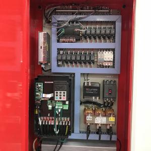 セリウムが付いている打つ機械を押す高精度CのタイプCNCの金属