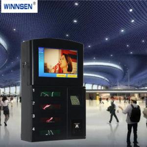 対話型のタッチ画面が付いている産業コンピュータの携帯電話の充電器端末