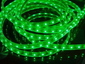 Indicatore luminoso ad alta tensione della corda di SMD con approvazione del Ce