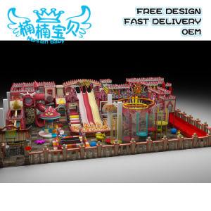 Strumentazione dell'interno del campo da giuoco del gioco molle commerciale del parco di divertimenti per il centro commerciale