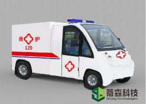 安全緑によってカスタマイズされる電気救急車車
