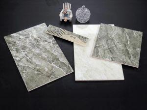 De groene Opgepoetste Kleur verglaasde Ceramiektegels voor Muur en Vloer